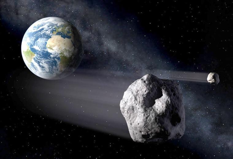 NASA tvrdi da asteoridi nisu opasna prijetnja po našu planetu još narednih 100 godina. A to je zaključeno samo na osnovu vidljivih asteroida.