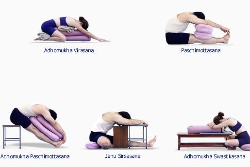 Iako je i tradicionalna joga namijenjena za svakog, od malih do velikih, od zdravih do bolesnih, Iyengar je osmislio vježbe koje su fokusirane na bolesnike.