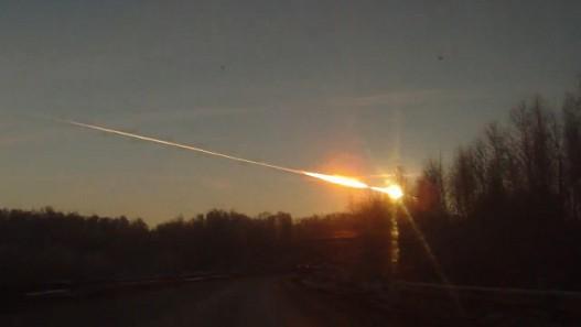 15. veljače 2013. godine željezni meteorit pao je u Rusiji. Meteoriti ulijeću u zemljinu atmosferu brzinom od 11 do 72km/sekundi.