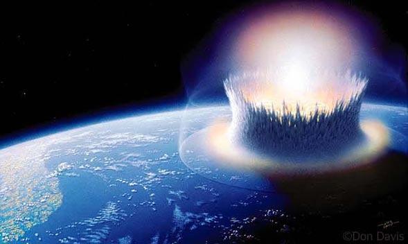 U posljednjih nekoliko desetljeća svjedoci smo porasta upada nebeskih tijela na našu planetu.