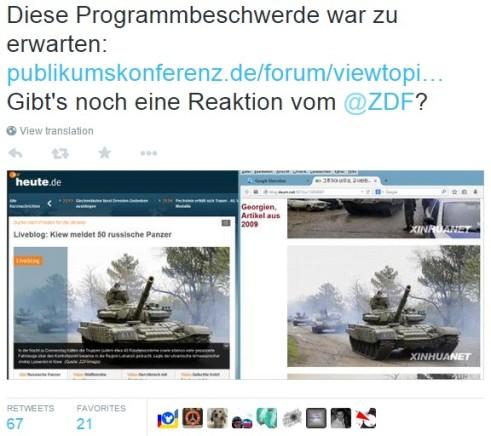 Kako j emoguće da se slike ruskih tenkova snimljene 2008. koriste kao dokaz Ruske agresije na Ukrajinu?