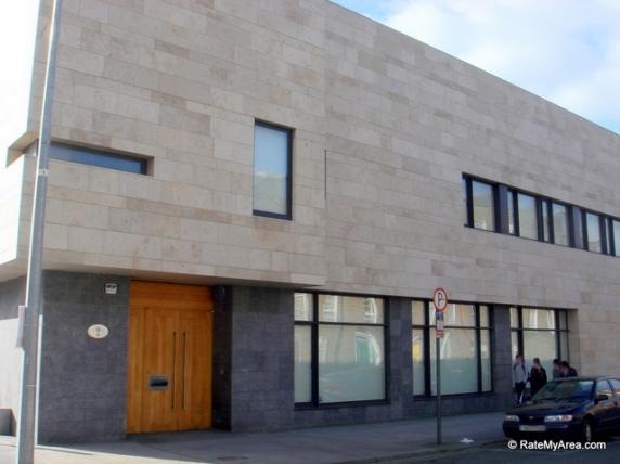 Dominiksanski Biblijski institut u Limericku,kojeg je stvorio fra Brody.
