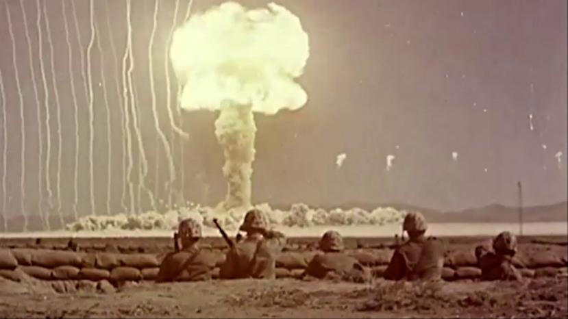 Američki vojnici zamorčići u suludim po život opasnim nacističkim testovima.