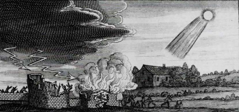Jesu li se pradavni ljudi s pravom bojali kometa, te su ih prikazivali kao donositelje pošasti i klimatskih anomalija?