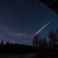 Meteor nad Calgarijem.