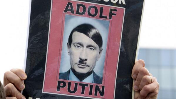 """Ako jedan prestolonaslednik britanske krune uspoređuje Putina s Hitlerom, tada ovakve sramotne slike dobijaju ssavim drugačiju perspektivu, narod samo prati ono što im se """"govori"""" bez da koristi vlastito mozak."""