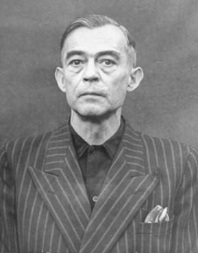 Dr. Kurt Blome, još jedan nacistički znanstvenik spašen od strane amerikanaca.