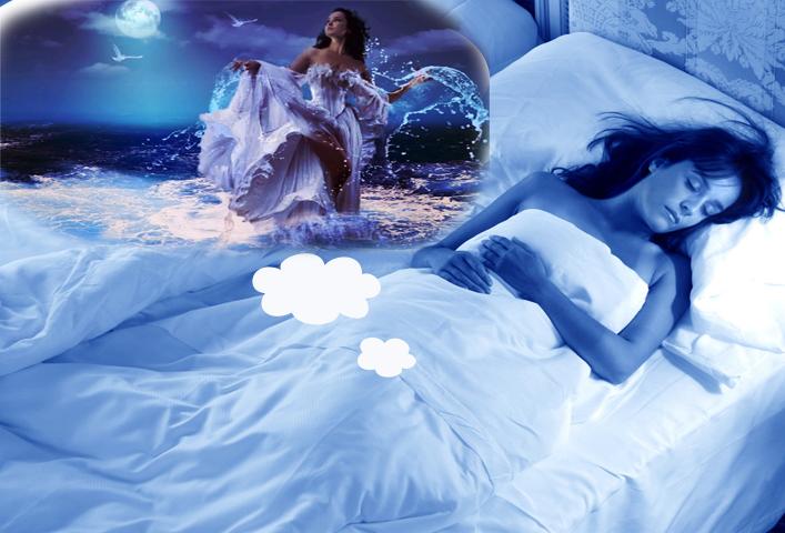 Utjecaj noći na snove