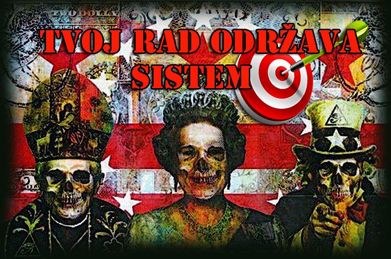 """Društveni sustav se nije """"pokvario"""" već je tako napravljen!"""