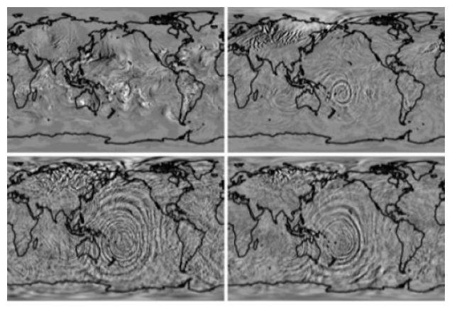 Snažni gravitacijski valovi nastaju anomalijskim olujama, što li je tek s potresima koji mijenjaju zemljinu gravutaciju i planetarnu os?