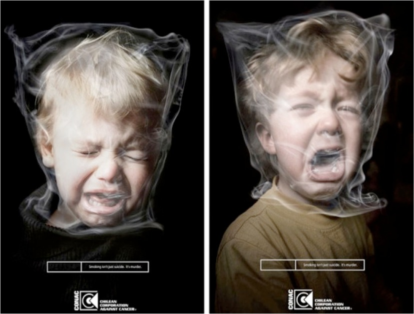 Tako nas se nagovara protiv pušenja. Je li moguće da imamo mnogo malih Hitlera koji nas žele spriječiti u razmišljanju, te da njima naše zdravlje ništa ne znači, već žele da ne mislimo svojom glavom?