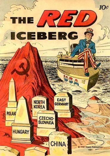 Američka antikomunistička propaganda.
