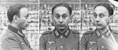 Dočasnik Anton Meyer u Hitlerovoj vojsci.
