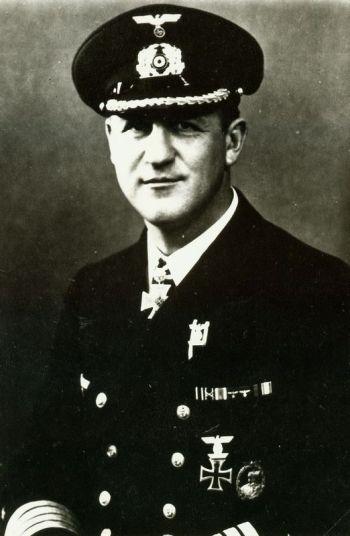 Admiral Bernhard Roggge.