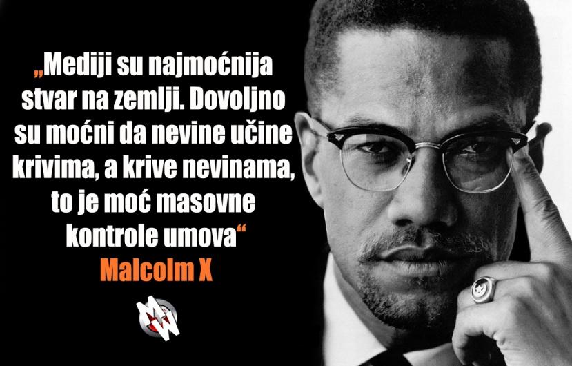 Je li Malcolm X bio u pravu, procijenite sami.