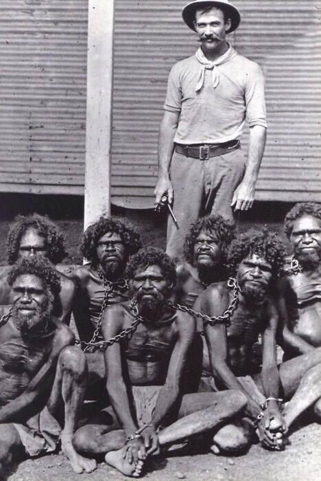 Tek 1960, aboridžini u Australiji postaju ljudi.
