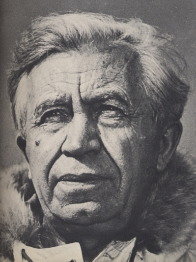 Antropolog i istraživač Vihljamur Stefansson, čovjek koji je prvi otkrio važnost paleo-prehrane i efikasnot konzumiranja pemmicana.