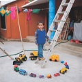 Abel, 4, Nopaltepec, Mexico.