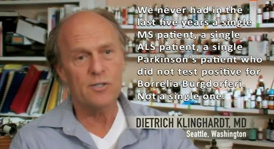 Dr. Dietrich Klinghardt, liječnik s dušom umjesto novčanika.