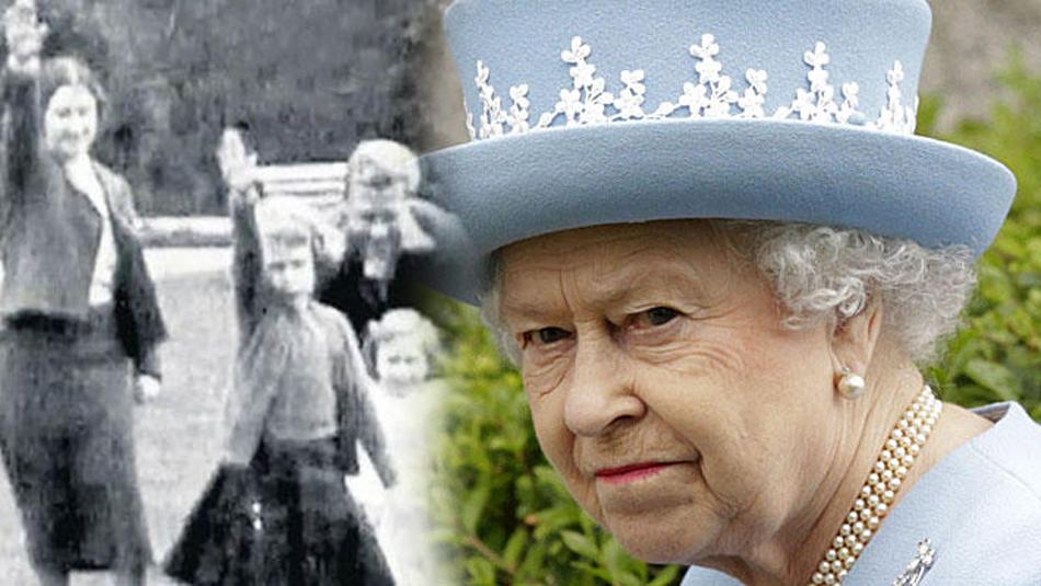 Kraljičin nacistički pozdrav – kako se zaboravlja sve što šteti moćnicima