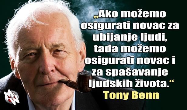 Tony Benn in 2008