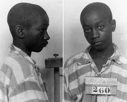 George Stinney 14to godišnji dječak kojeg su smaknuli na električnoj stolici.