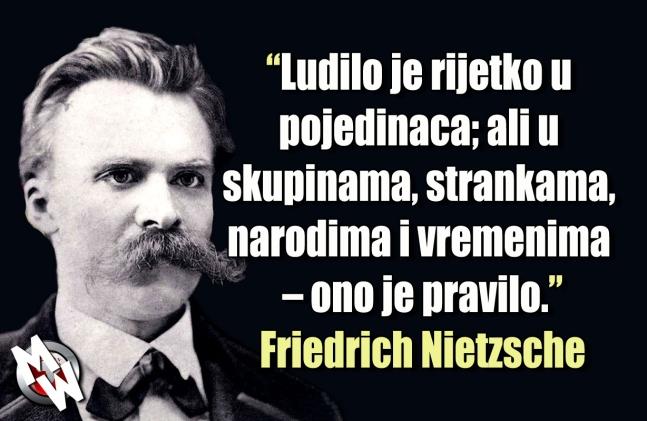 ludilo -Nietzsche