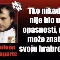 hrabrost napoleon