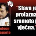 slava i sramota napoleon