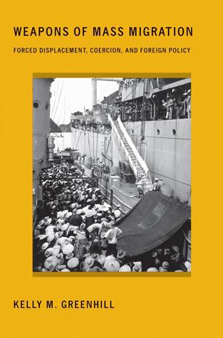 Oružja masovne migracije, knjiga koju vam od srca preporučamo.