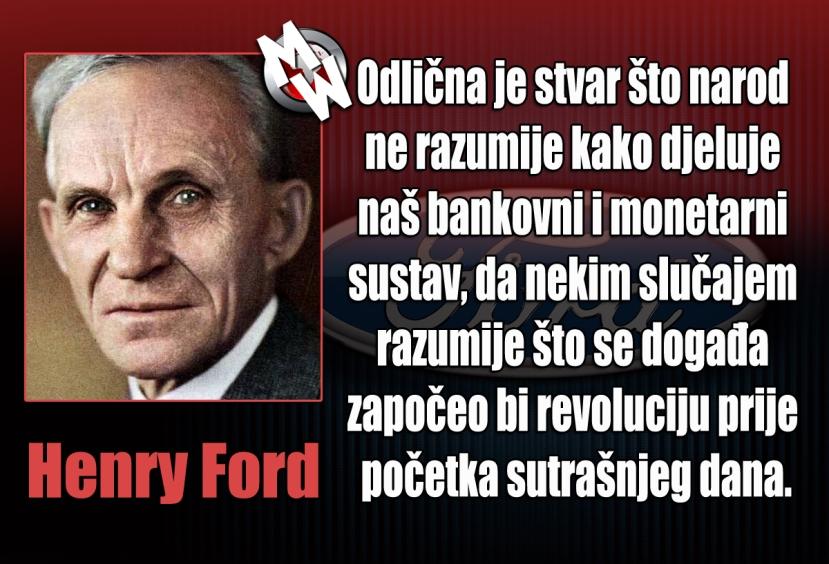 bankovni i monetarni sustav ford