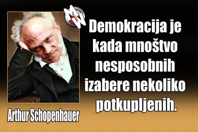 demokracija schopenhauer