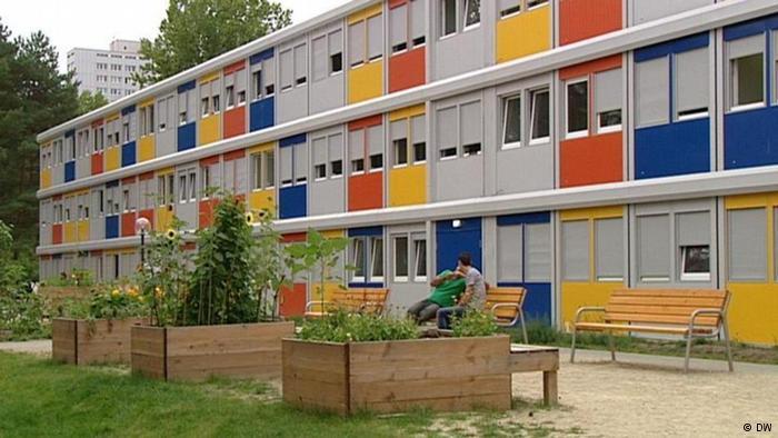 Berlinsko su novonastalo naselje za smještaj izbjeglica novinari iz SAD-a nazvali nehumanim.