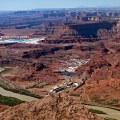 Ribnjaci, rudnik i rijeka Colorado.