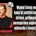 vadanje machiavelli