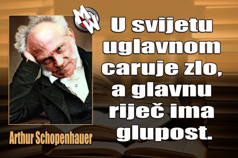 zlo i glupost scopenhauer
