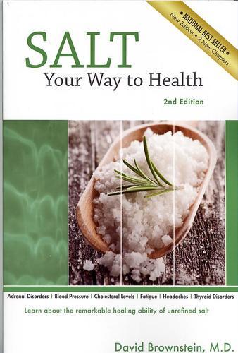 """Od srca vam preporučamo knjigu """"Sol - vaš put do zdravlja""""."""
