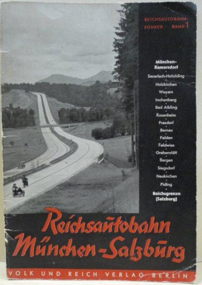 Nacisti su bez ikakvog pardonna prisvajali tuđe ideje, tuđa blaga i tuđe zemlje. Na slici vidite propagandi plakat za nove nacističke autoceste, u biti autoceste su izum i dizajn Wimarske republike i prve su stvorene tijekom 20-tih godina XX. vijeka.