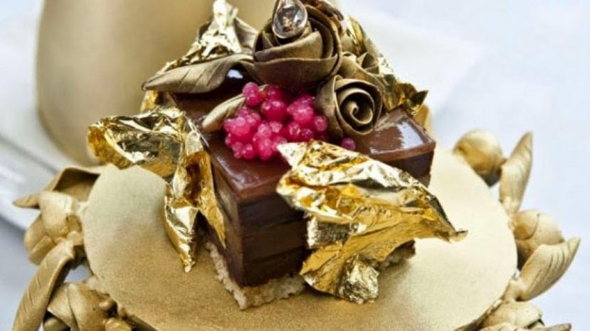 U Londonu je trenutačno među najbogatijima hit čokoladni zlatni dijamantni puding, čija jedna mlena kriška dođe točno 35 tisuća funti.