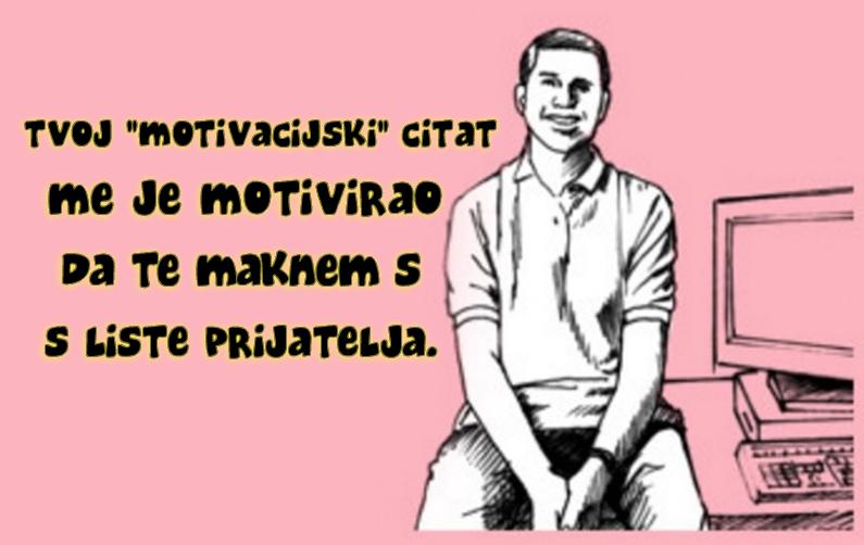 krajnji motivacijski citat