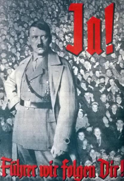 """Hitler je zaista uspio u svakom propagandnom naumu kojeg je opisao u knjizi """"Mein Kampf."""""""