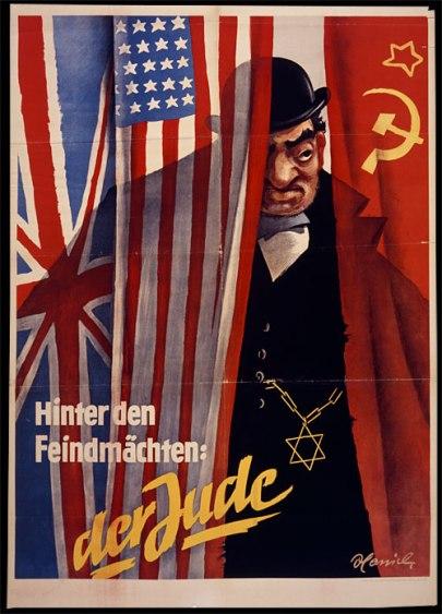 Otvoreno propagiranje mržnje, ovakva propaganda je najviše uzela maga neposredno prije rata.