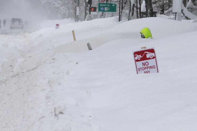 Ovakve slike postaju redovite na području Kanade i SAD-a naročito nakon sve češćih polarnih vorteksa.