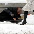 Baka na -13 stupnjeva u Kijevu