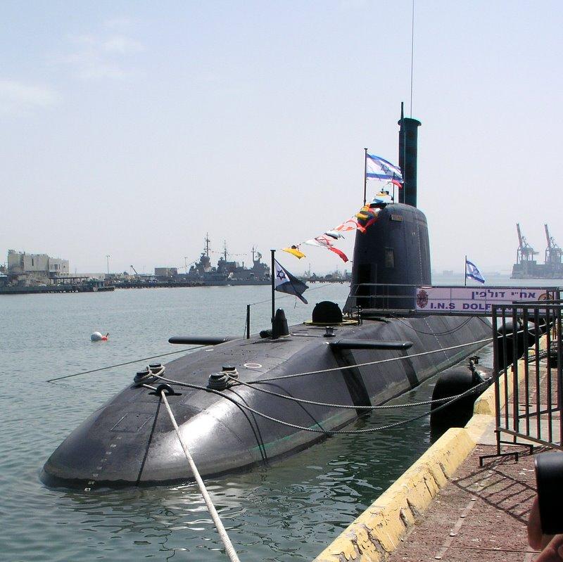Zahvaljujući unilaterarnoj odluci njemačke vlade Izrael sada ima pet jurišnih podmornica klase Dolphyn.