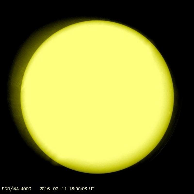 "Poptuni nedostatak solarnih pjega. Sunce je ponovno ""zaspalo."""