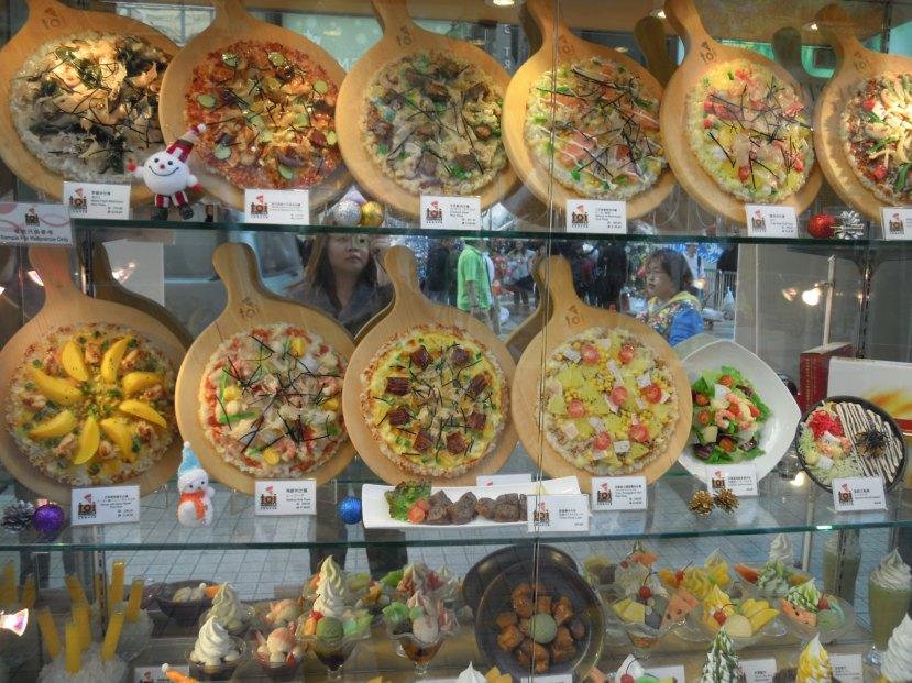 Lažne pizze moraju do tančina odgovarati onima koje će klijenti dobiti nakon narudžbe.