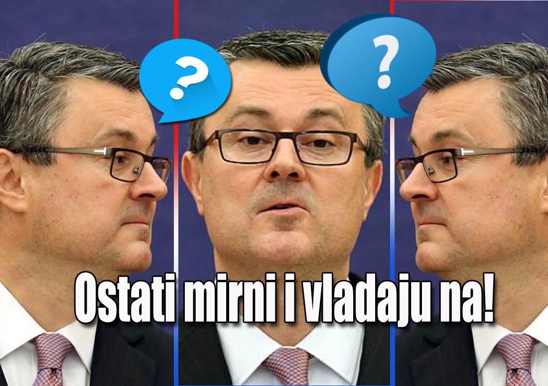 Dogodilo se čudo – Tim Orešković zna književni hrvatski i svi ga razumiju