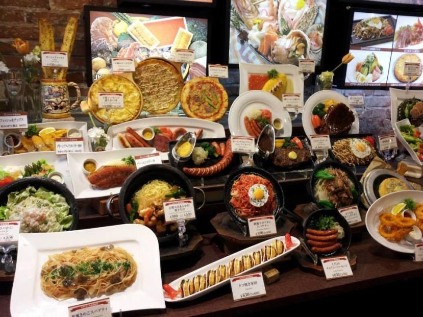 """Umjetna voštana hrana japanskih majstora mora odgovarati """"stanju na terenu""""."""