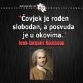Sloboda i okovi, Jean-Jacques Rousseau